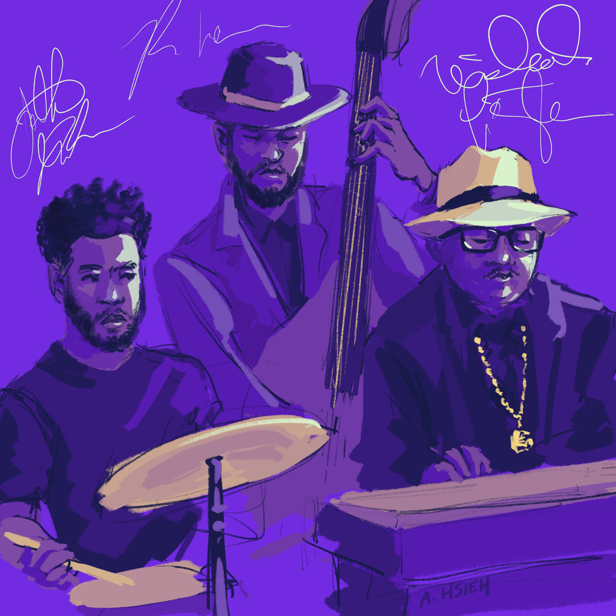 Nicholas Payton Trio