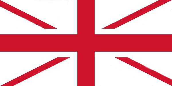 What the UK flag would look like minus Scotland