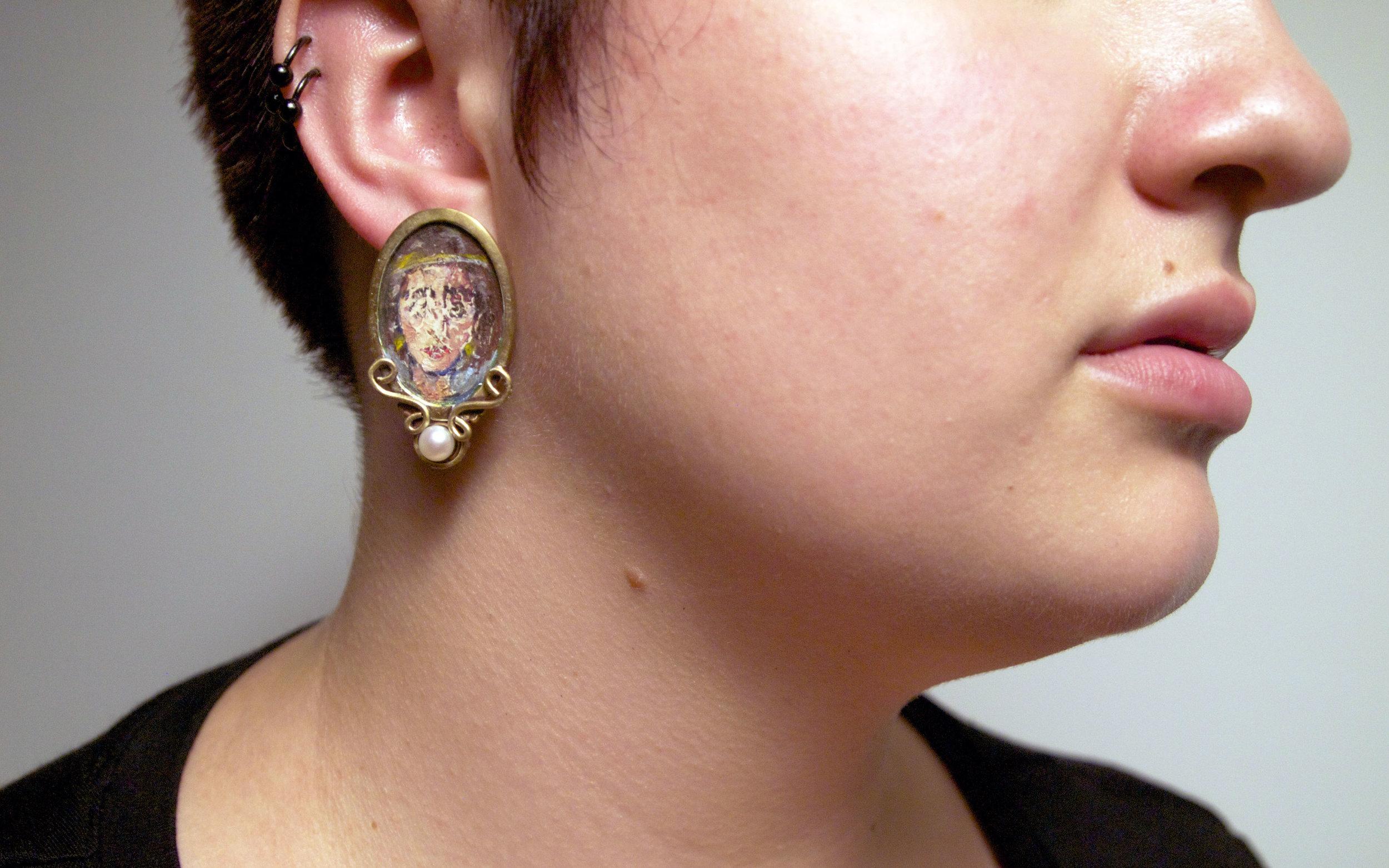 Fresco Earrings