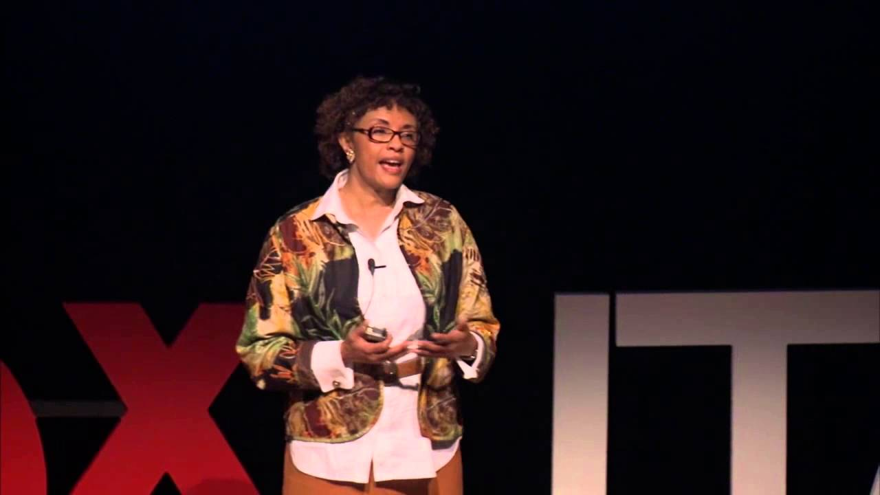 Dr. Brooks delivers a TEDx talk  (click for video)