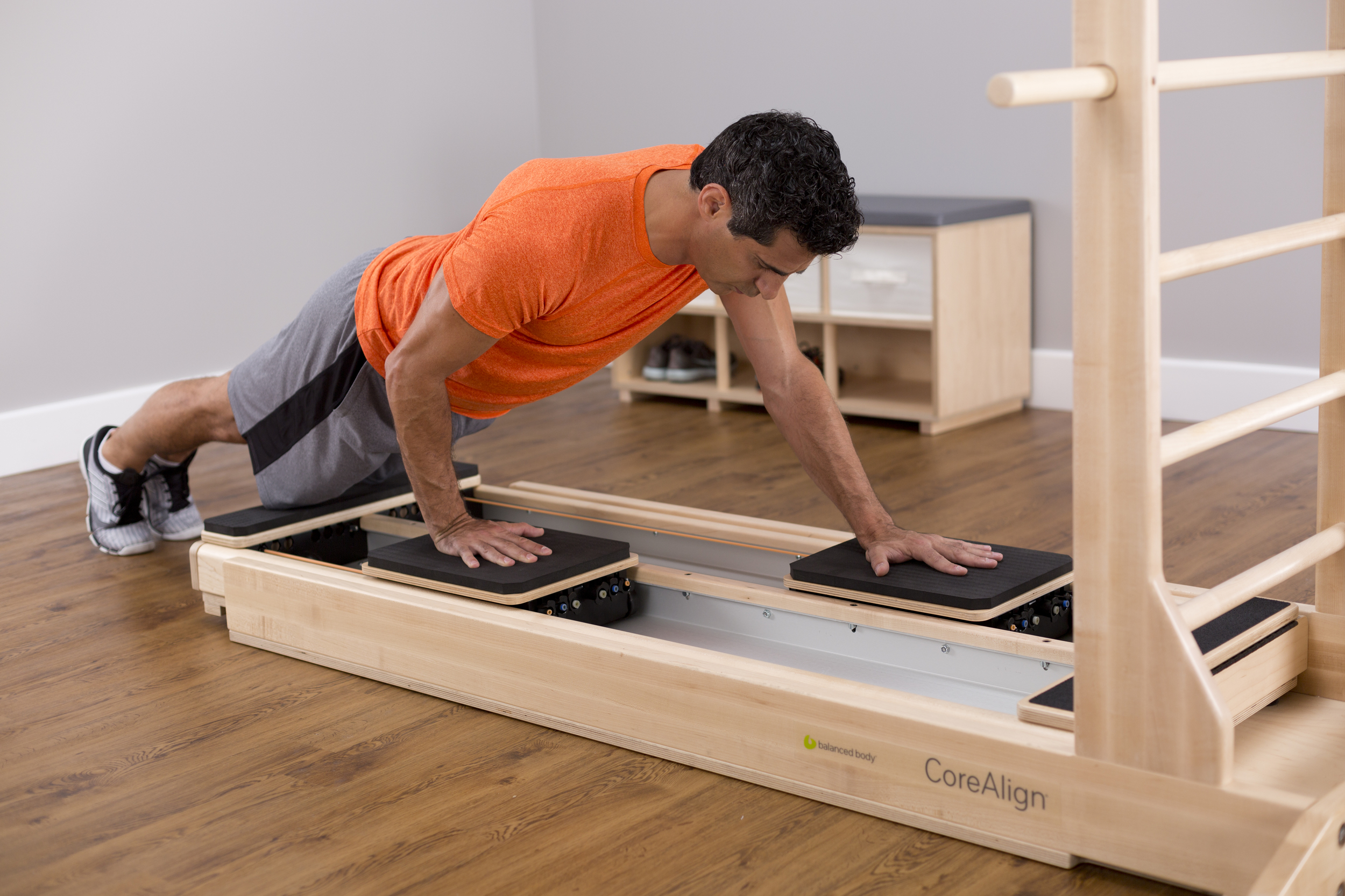 CoreAlign Plank Exercise