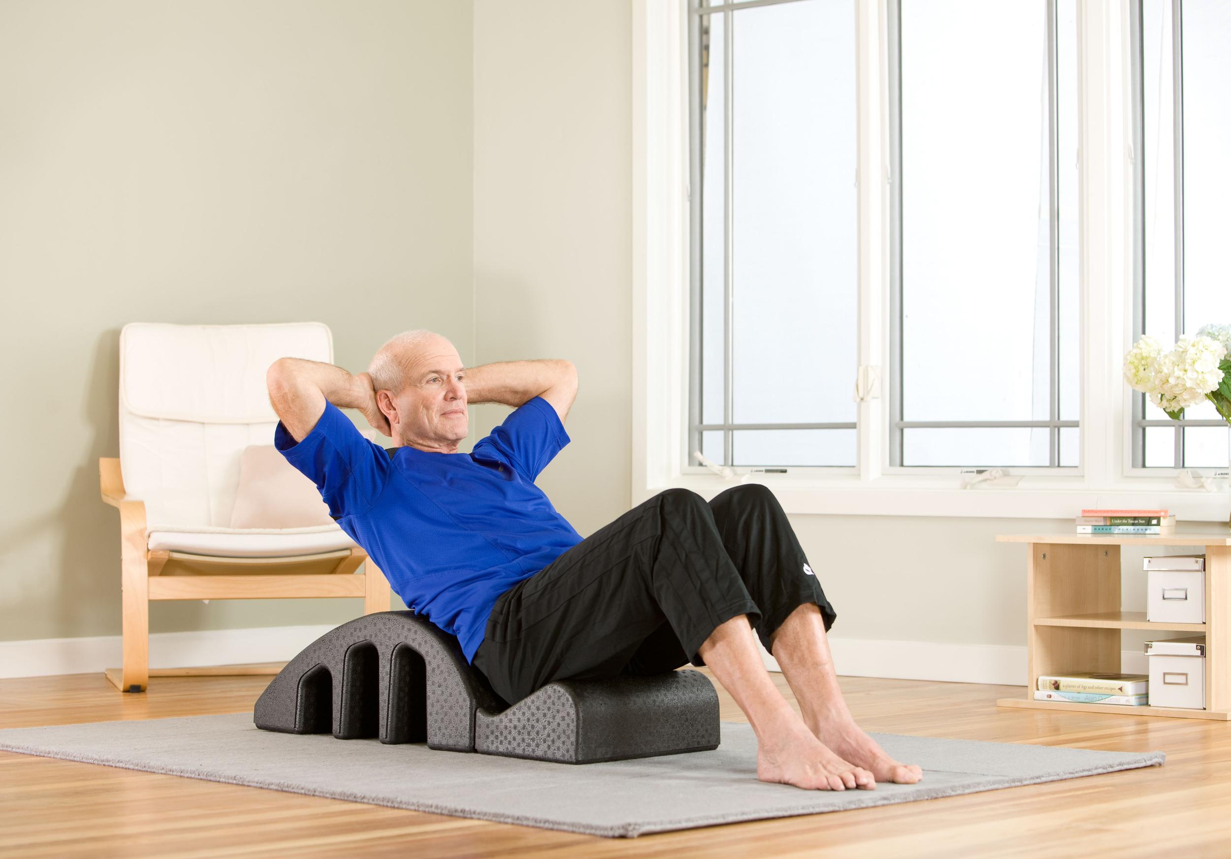 Arc Abdominal exercise.