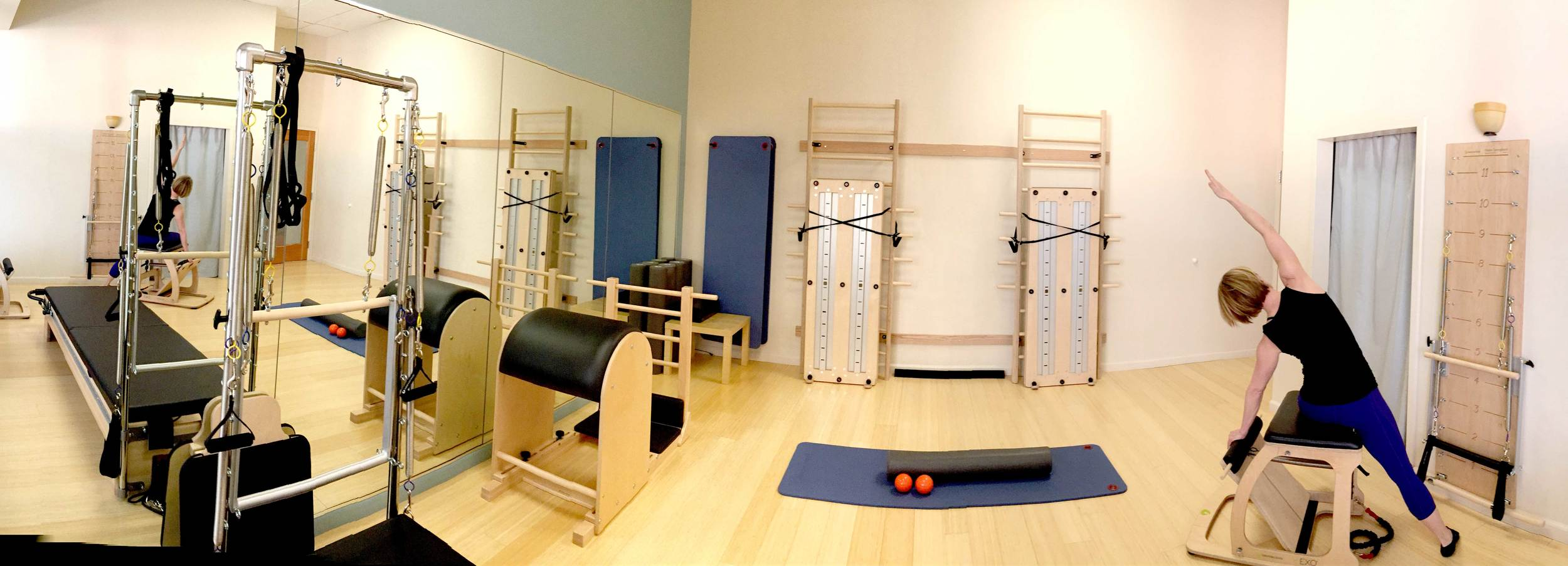 Move Beyond Pilates Studio in Cupertino, CA