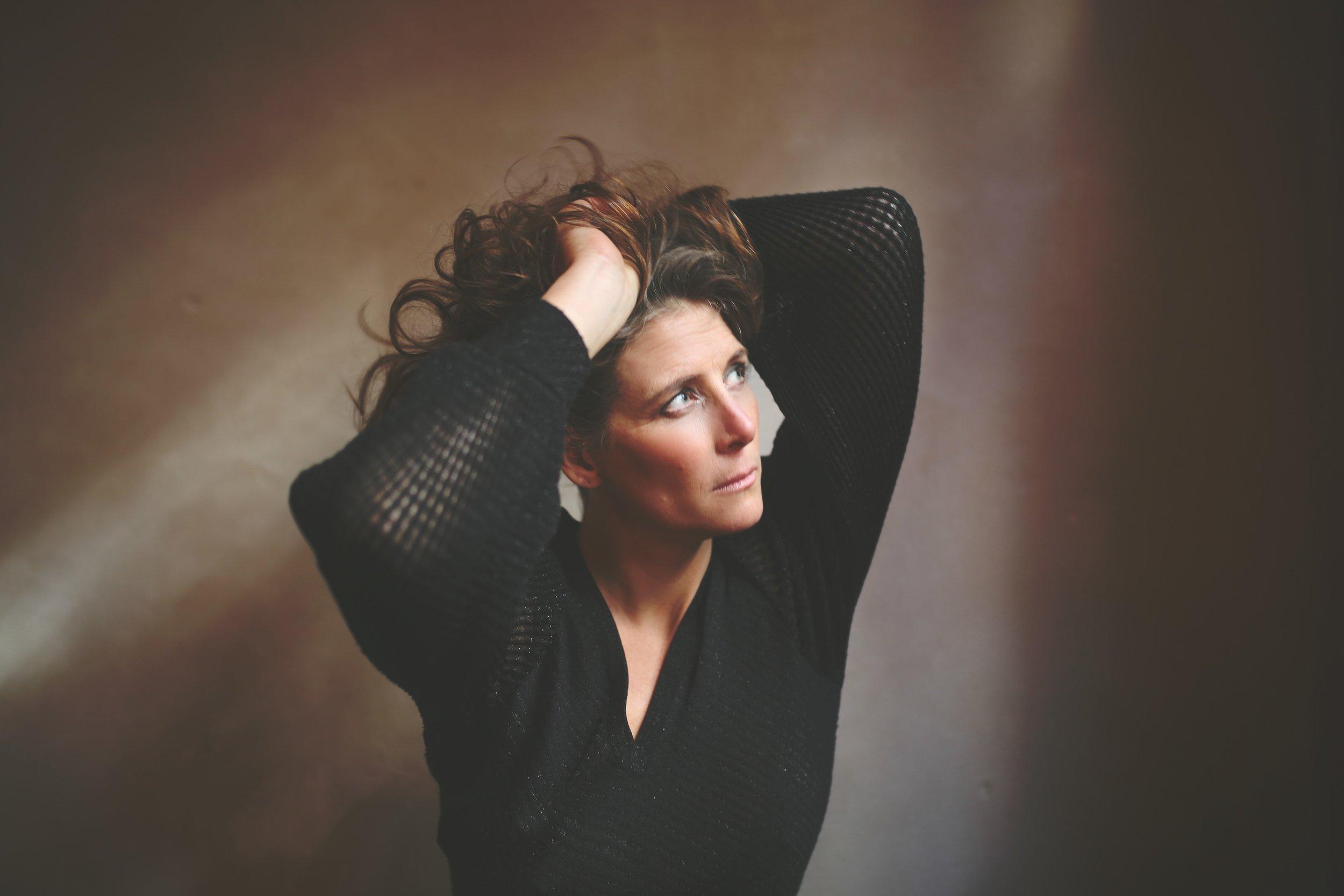 Cari Burdett, Artistic Director, vocals -