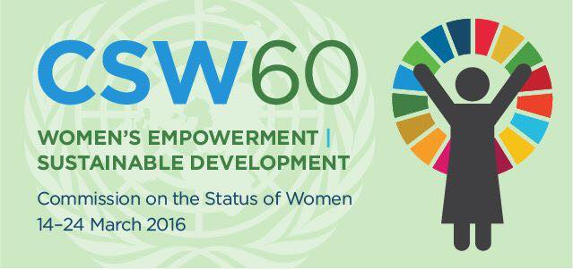 Photo Courtesy  United Nations Commission on the Status of Women (CSW)