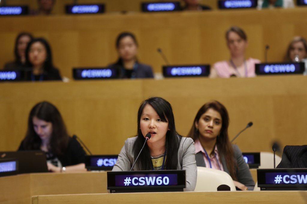 Photo Credit: UN CSW