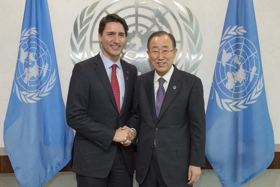 Photo Credit: UN Spokesperson