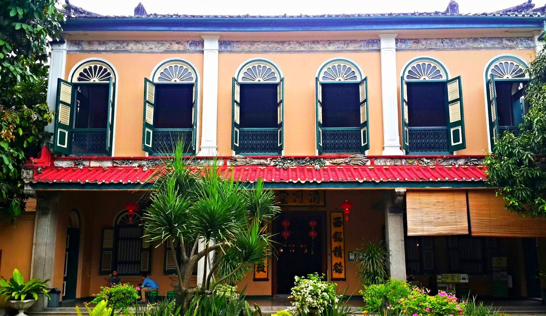 Image result for Tjong A Fie Mansion