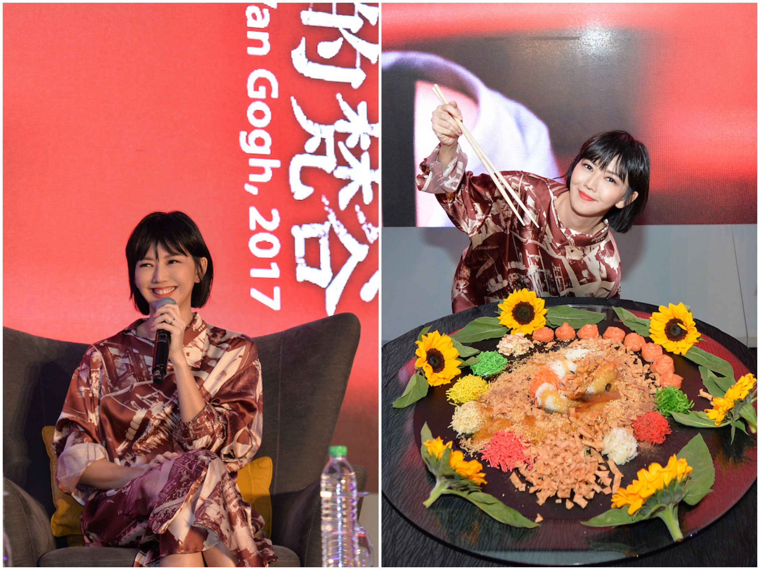 "24 Feb ""A Dancing Van Gogh"" KL Press Conference + Meet and Greet"