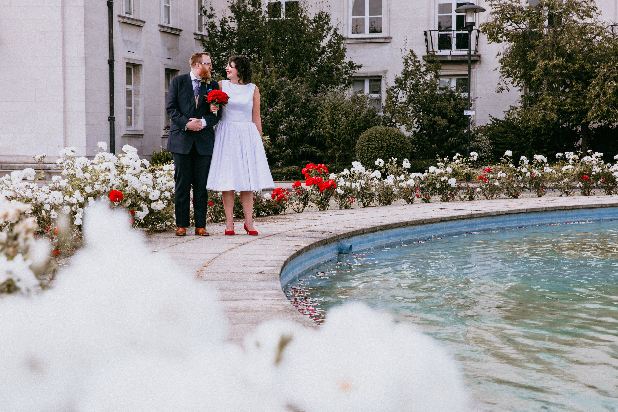 - 'Max was an absolute pleasure to have as part of our special day.  Having seen other photographers work I was worried that having all the photos done would disrupt the flow of it all but Max has a really sensitive manner and way of working with people that made it easy.'