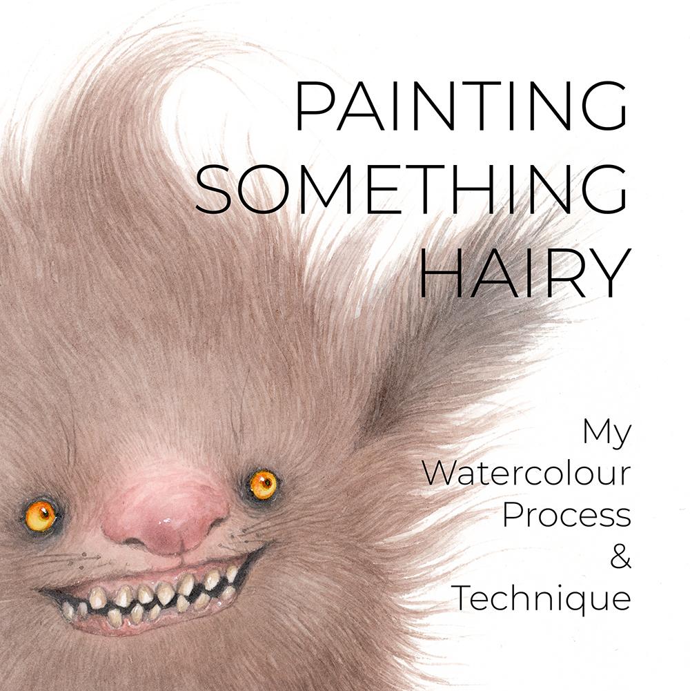 Painting Something Hairy.jpg