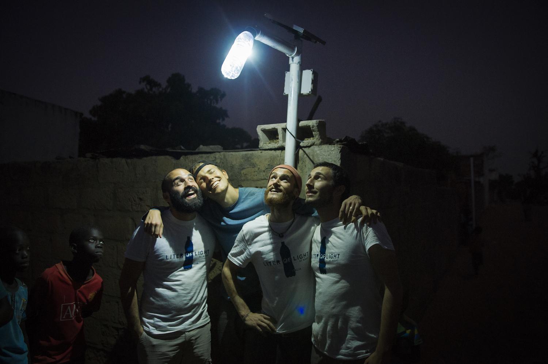 Staff Liter of Light Italia + Jerome Jarre
