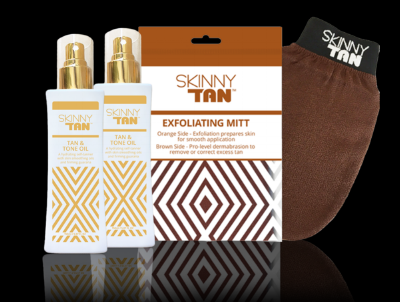 Skinny Tan - Available at Superdrug