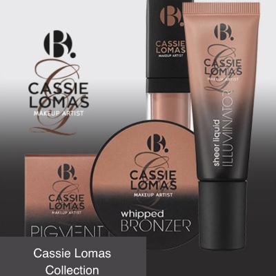 Cassie Lomas Limited Addition Makeup
