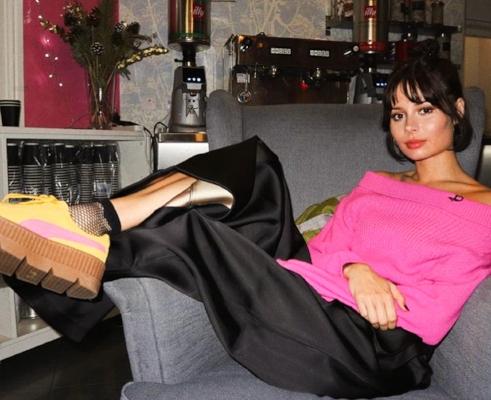 Nina Nesbitt Makeup Sunday Brunch