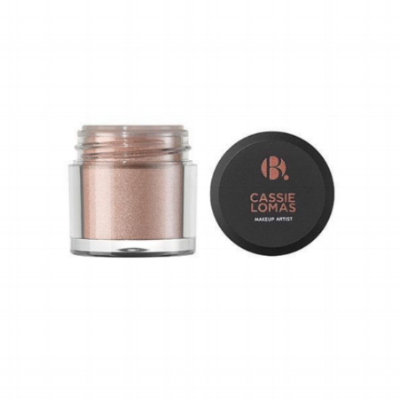 B. Cassie Lomas Glitter Pigment Supermodel Sheen- £4.99