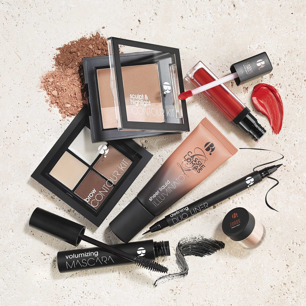 Cassie Lomas B. Superdrug Collection