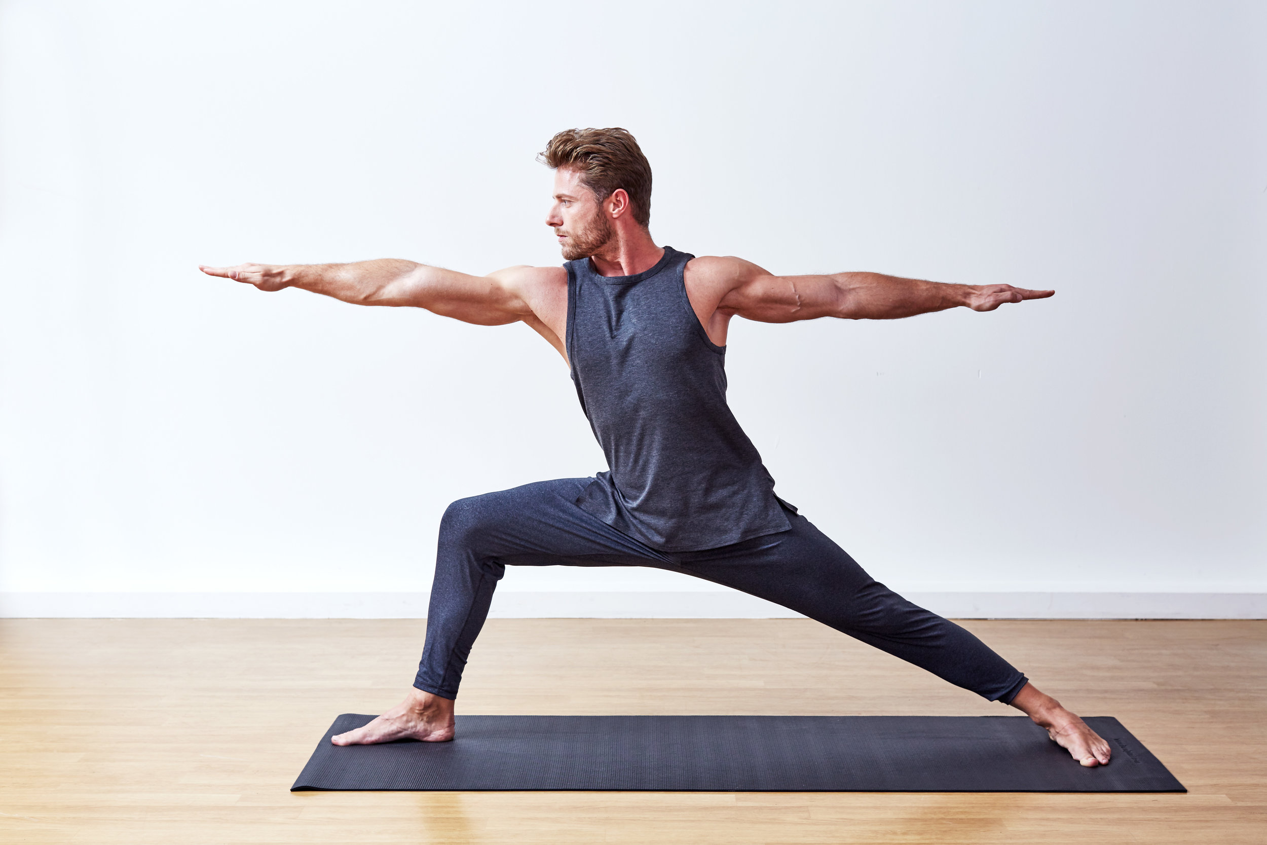 Sports & Fitness Wellbeing Commercial Photographer Aspria Yoga
