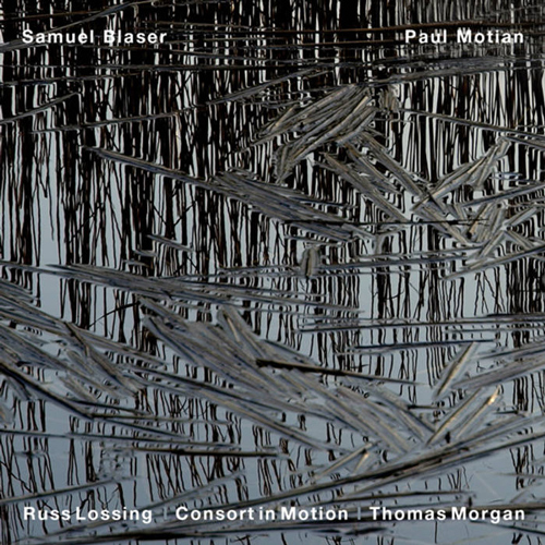 SAMUEL BLASER & PAUL MOTION  CONSORT IN MOTION (2011)  BUY CHART SET:    €40.00
