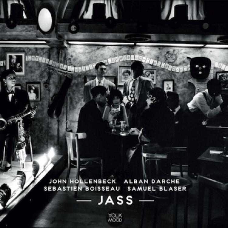 HOLLENBECK  /  DARCHE  /  BOISSEAU  /  BLASER  JASS (2014)  BUY AT:    YOLK RECORDS