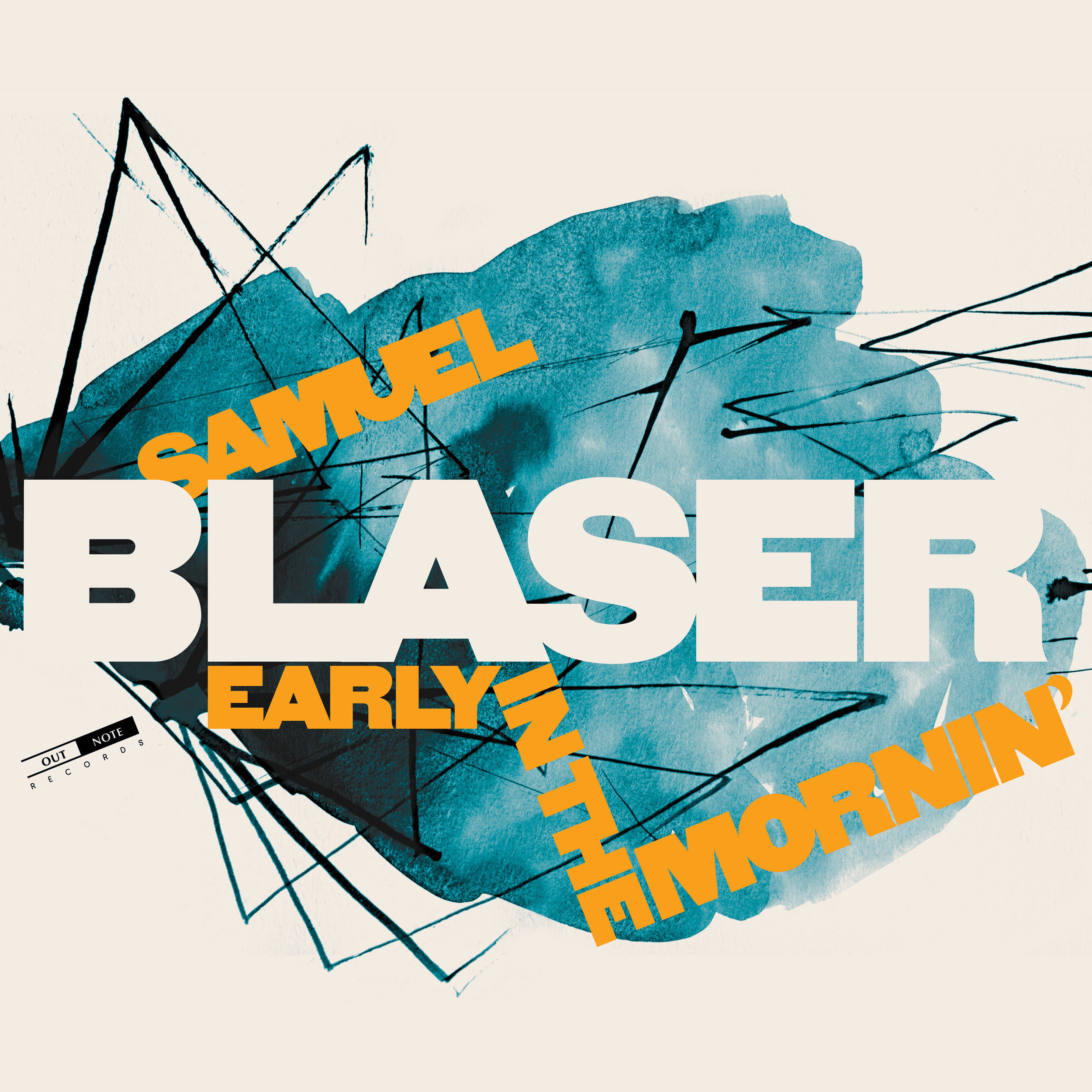 SAMUEL BLASER   EARLY IN THE MORNIN (2018)  BUY CD SIGNED:    €25.00