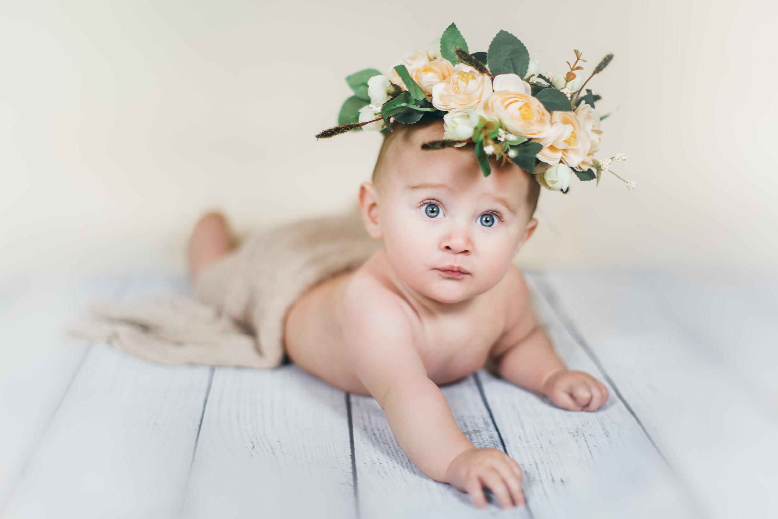 Baby Evie