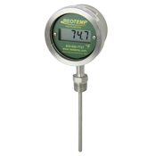 DIGITAL INDUSTRIAL THERMOMETERS