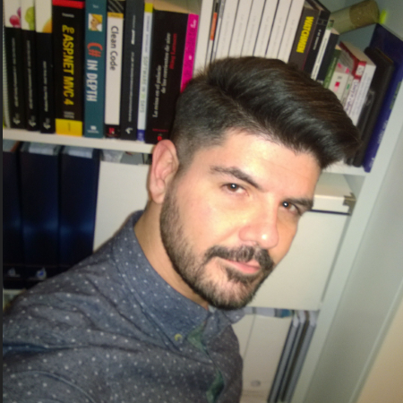 Juanjo Villar Full-Stack Developer