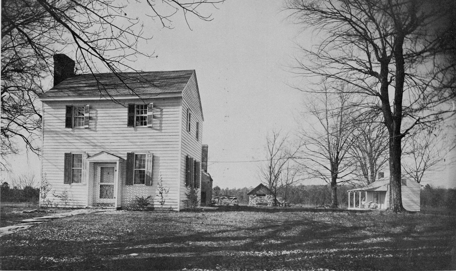 Dickson House, 1965