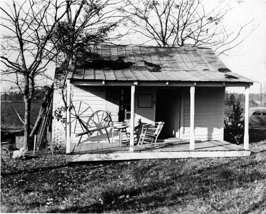 Dickson House Outbuilding 1960s