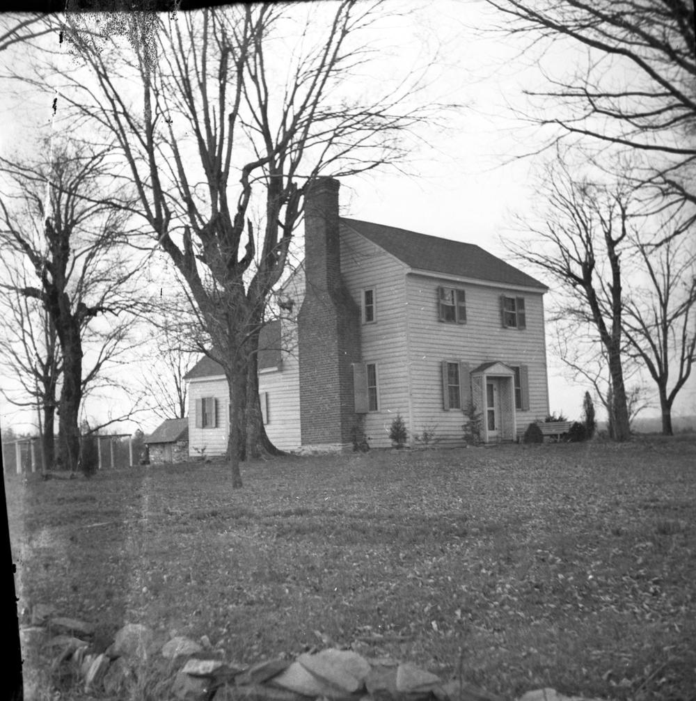 DIckson House Original Site