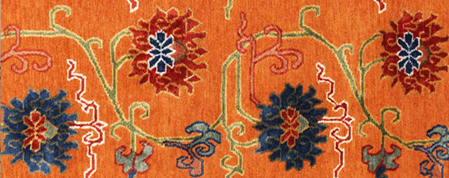 Authentic Tibetan Rugs