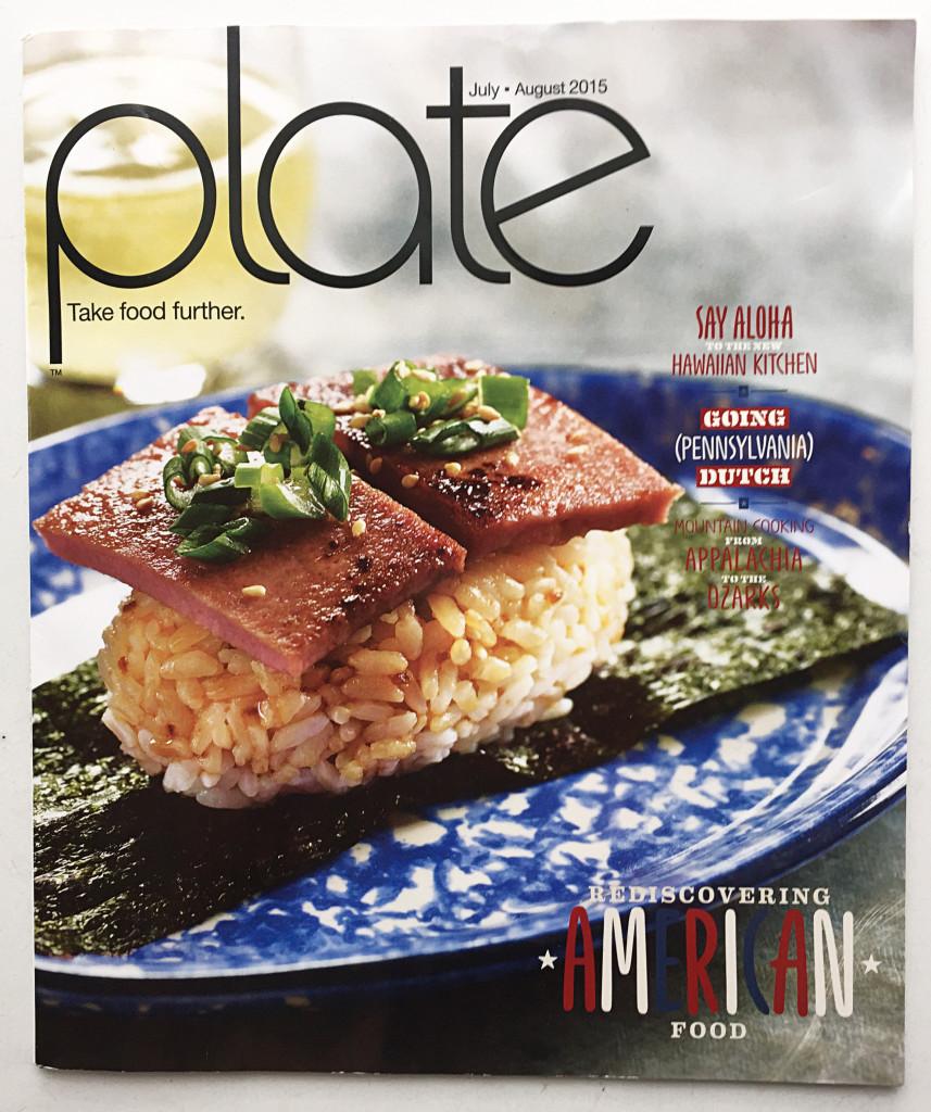 Plate Magazine
