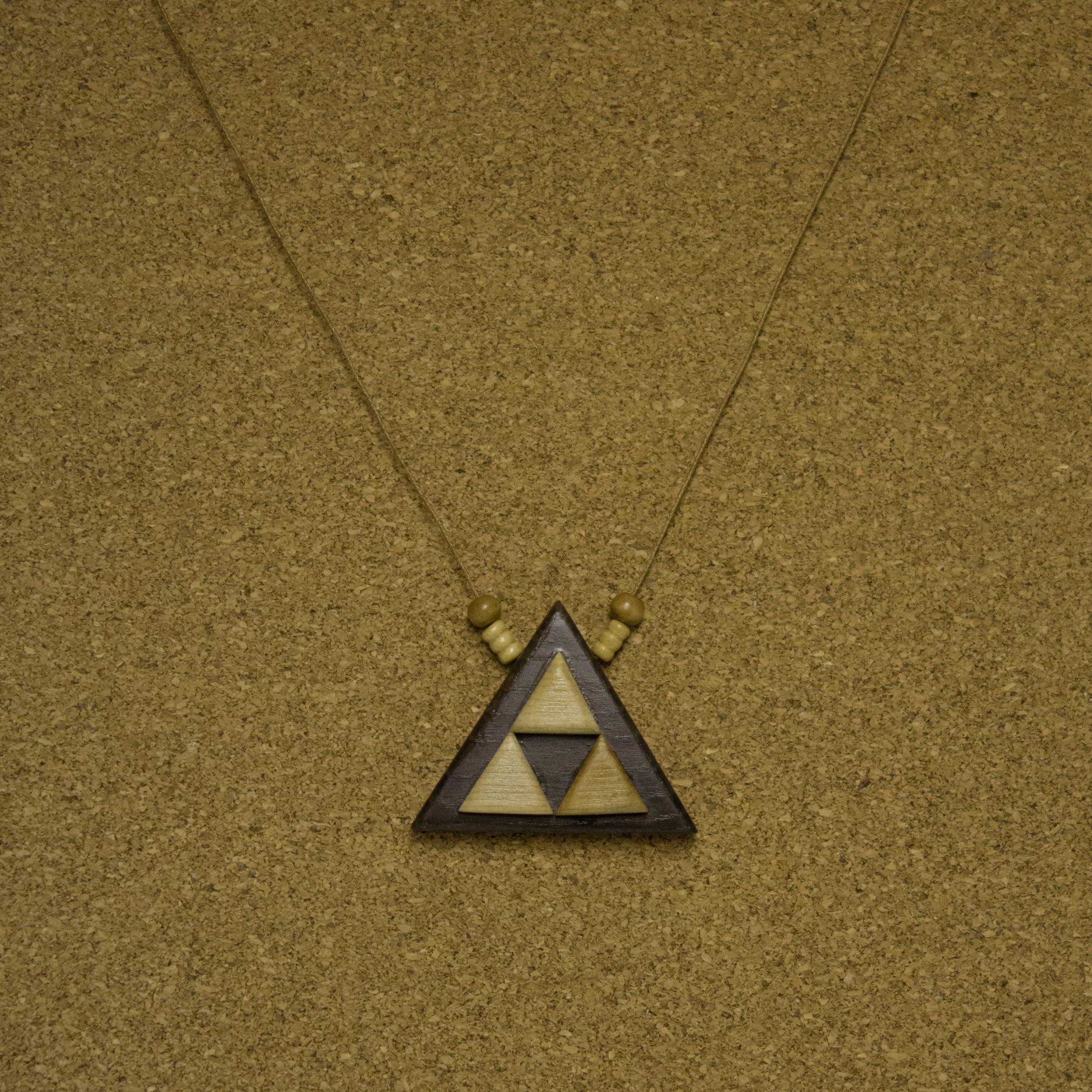 Tri-force... Zelda Fans... - $20