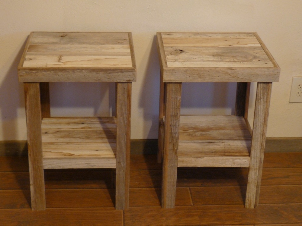 End Table Set - $225 (*sold)