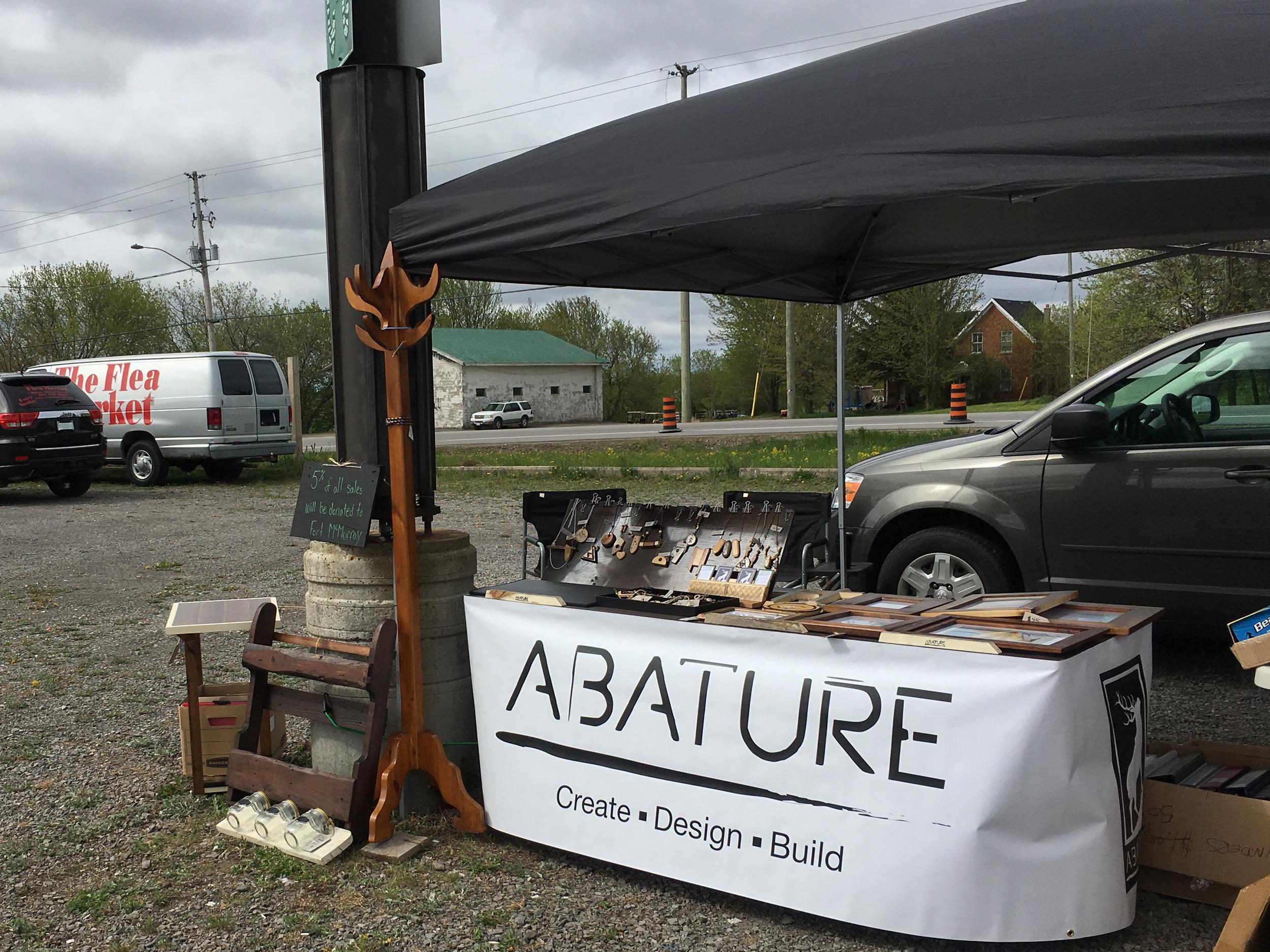 The Flea Market at the Rideau Carleton Raceway