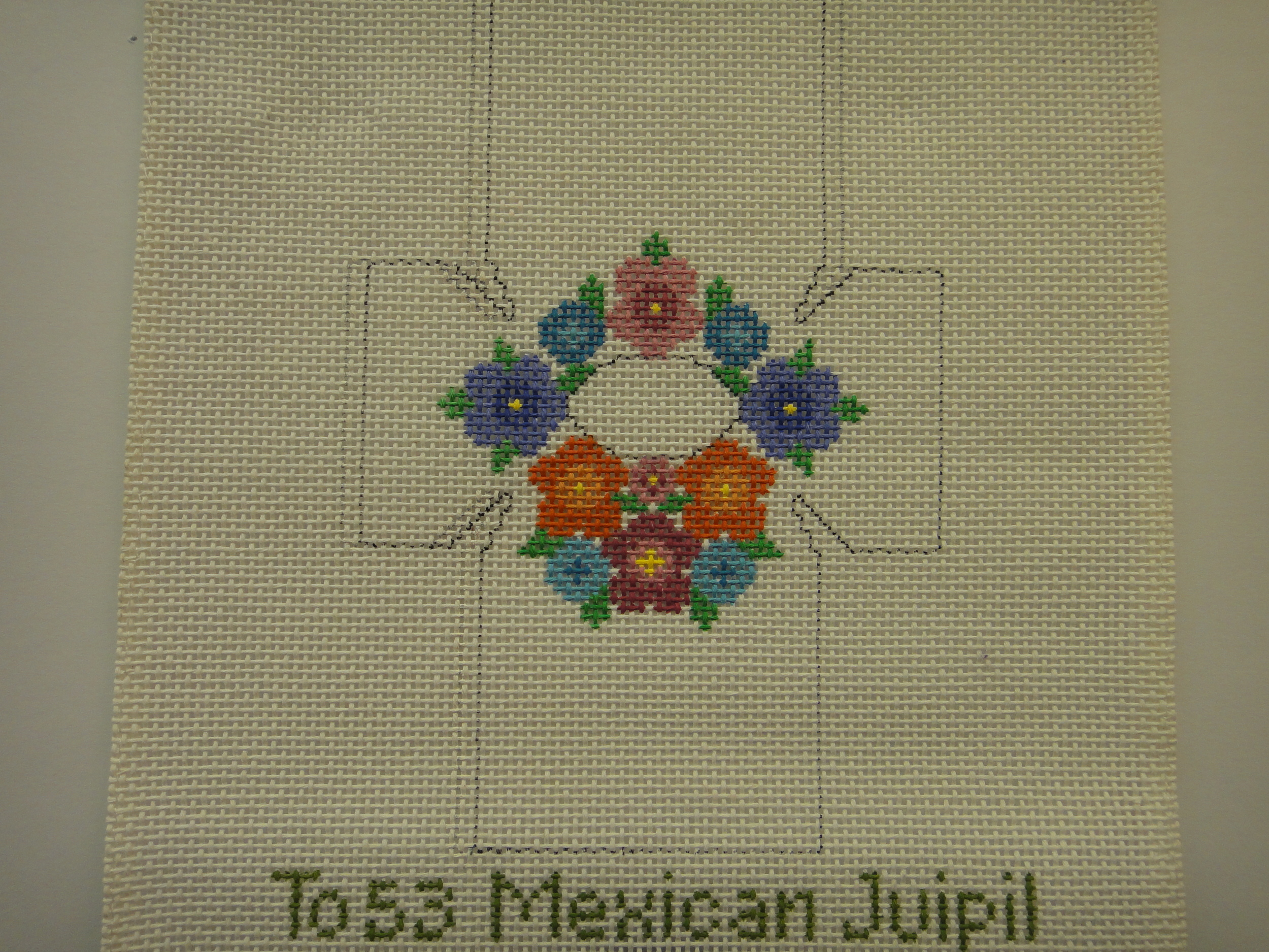 To53 Mexican Juipil