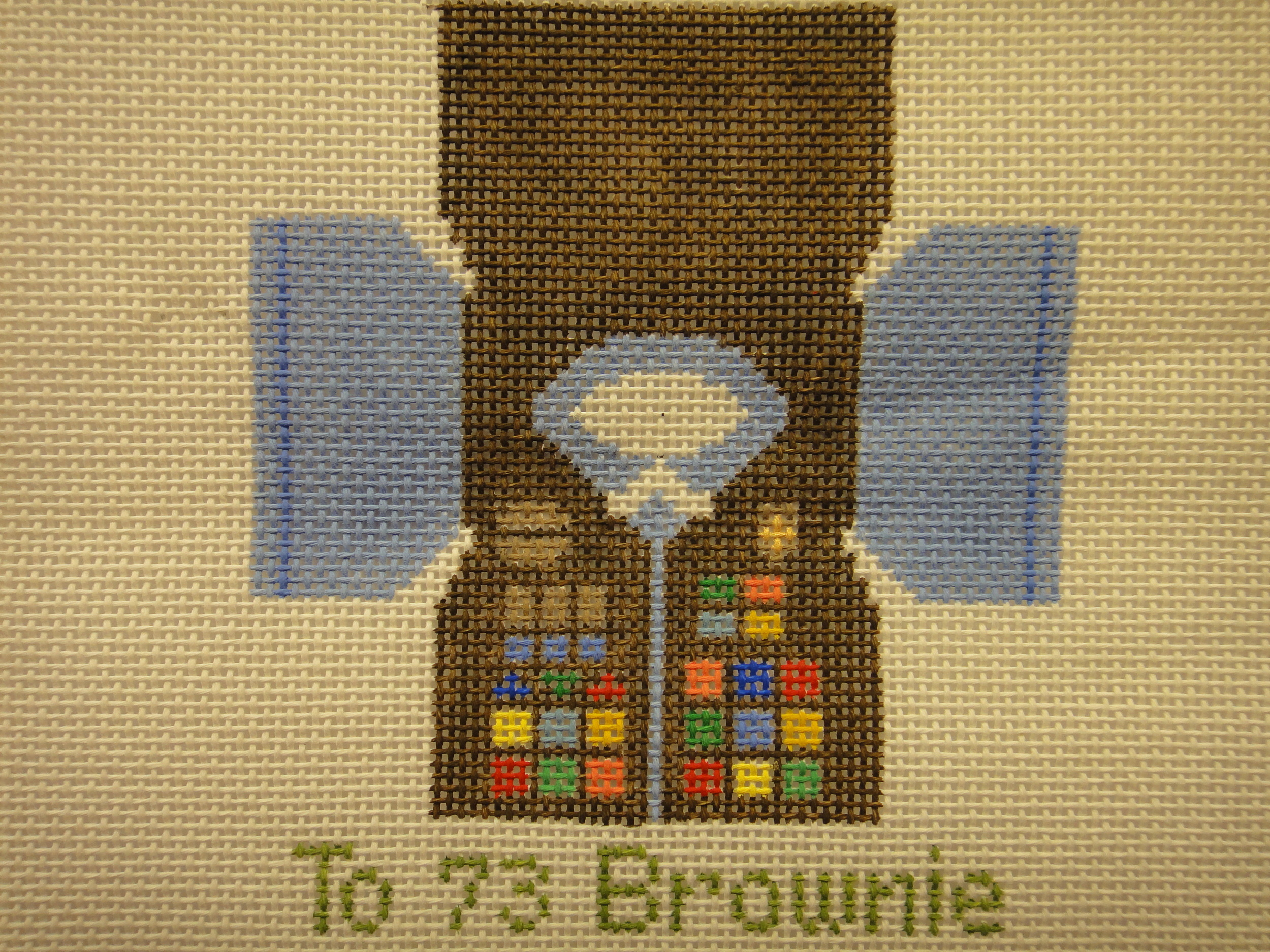 To73 Brownie