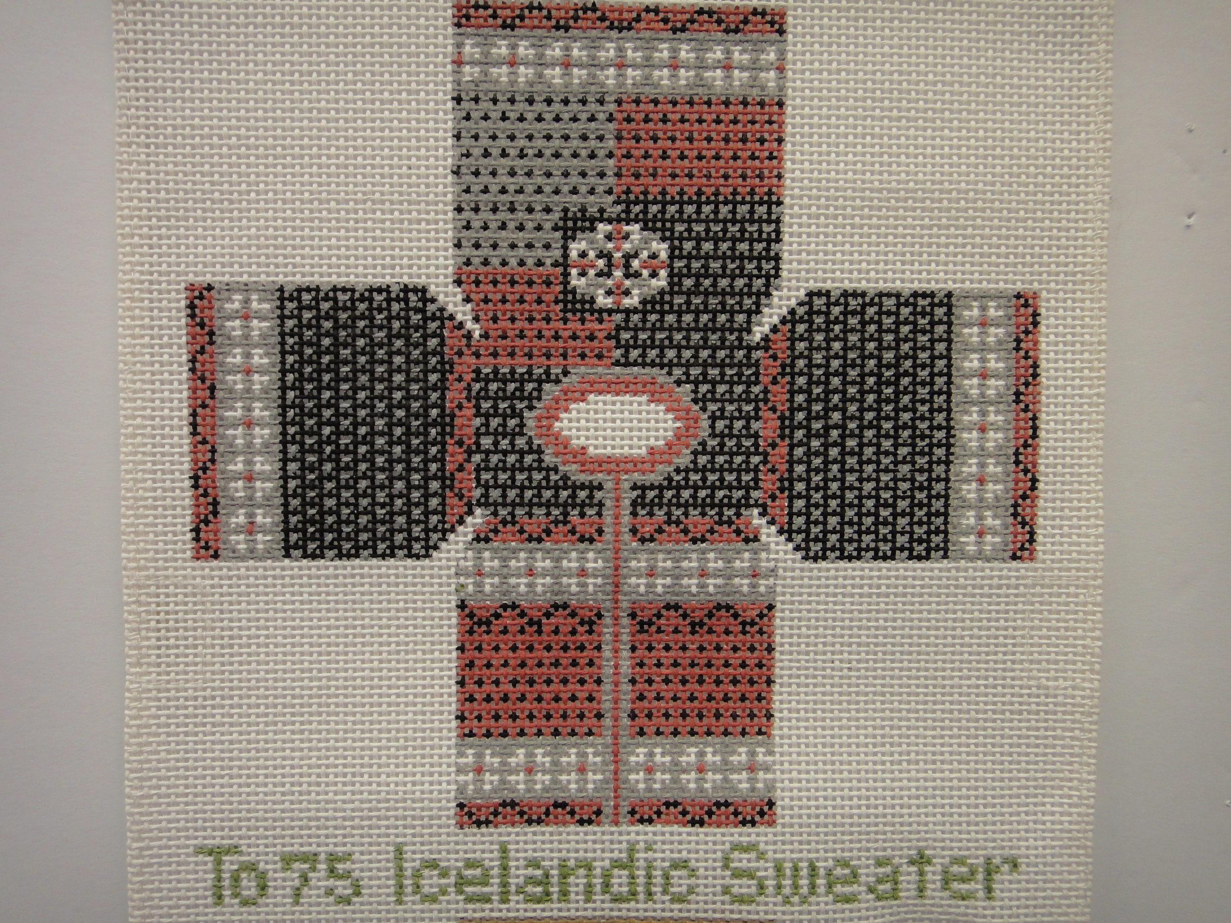 To75 Icelandic Sweater