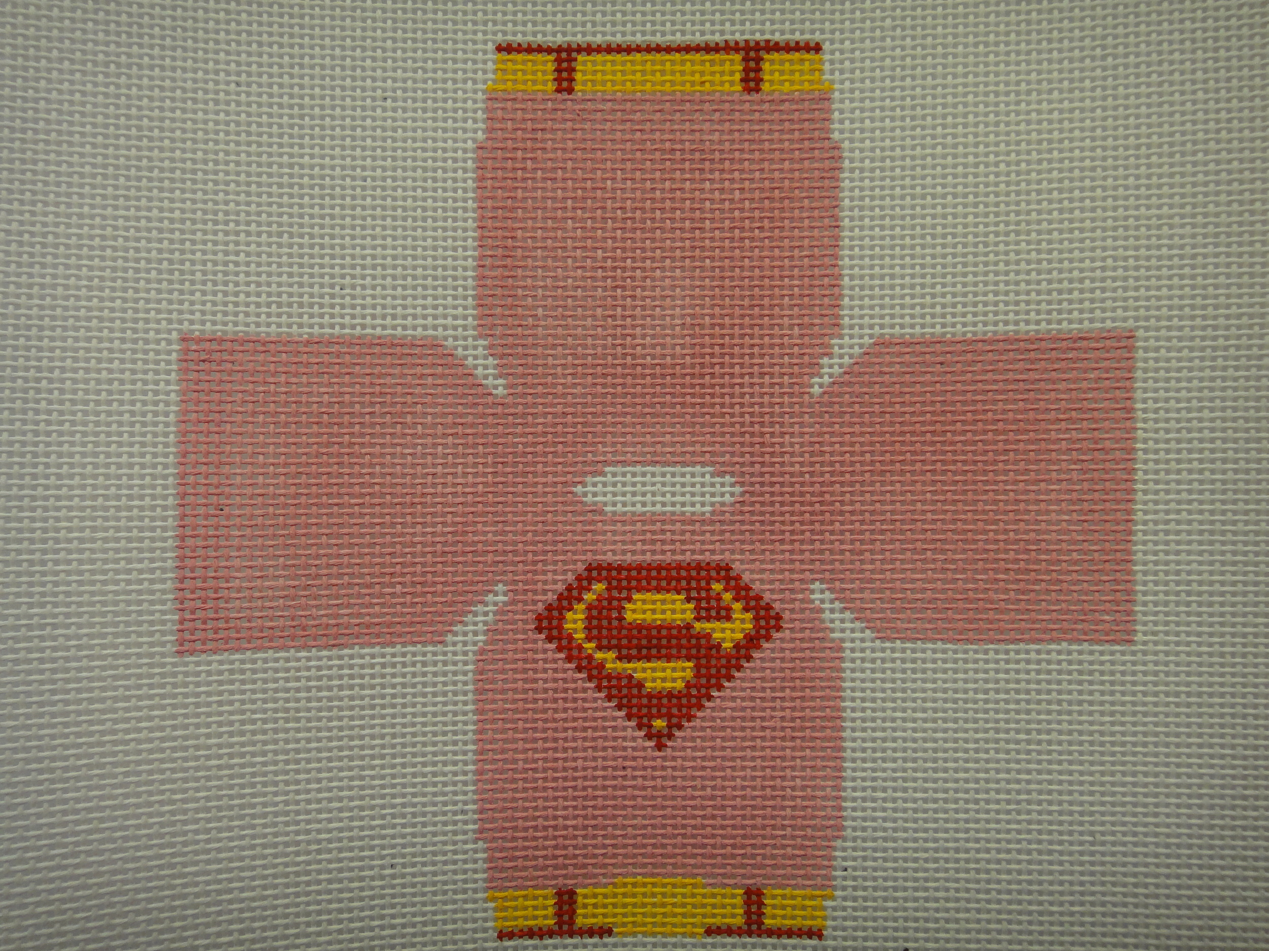 To129A Superman (Pink)