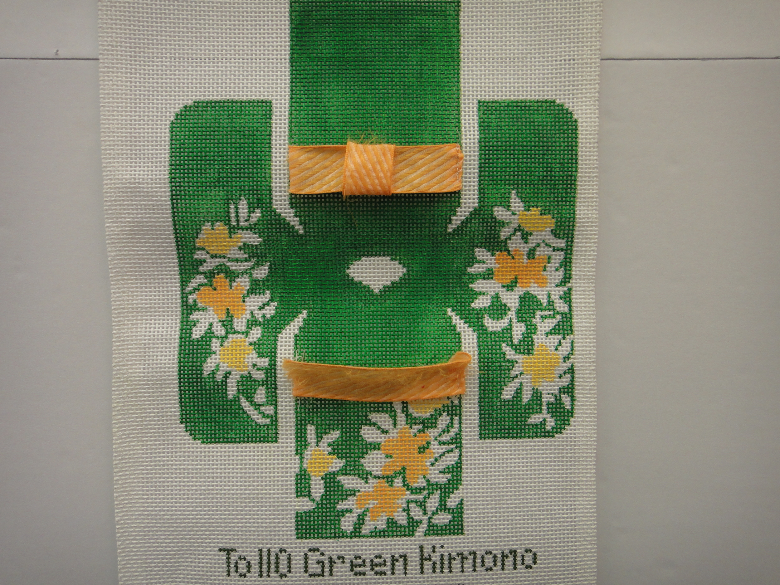 To110 Green Kimono