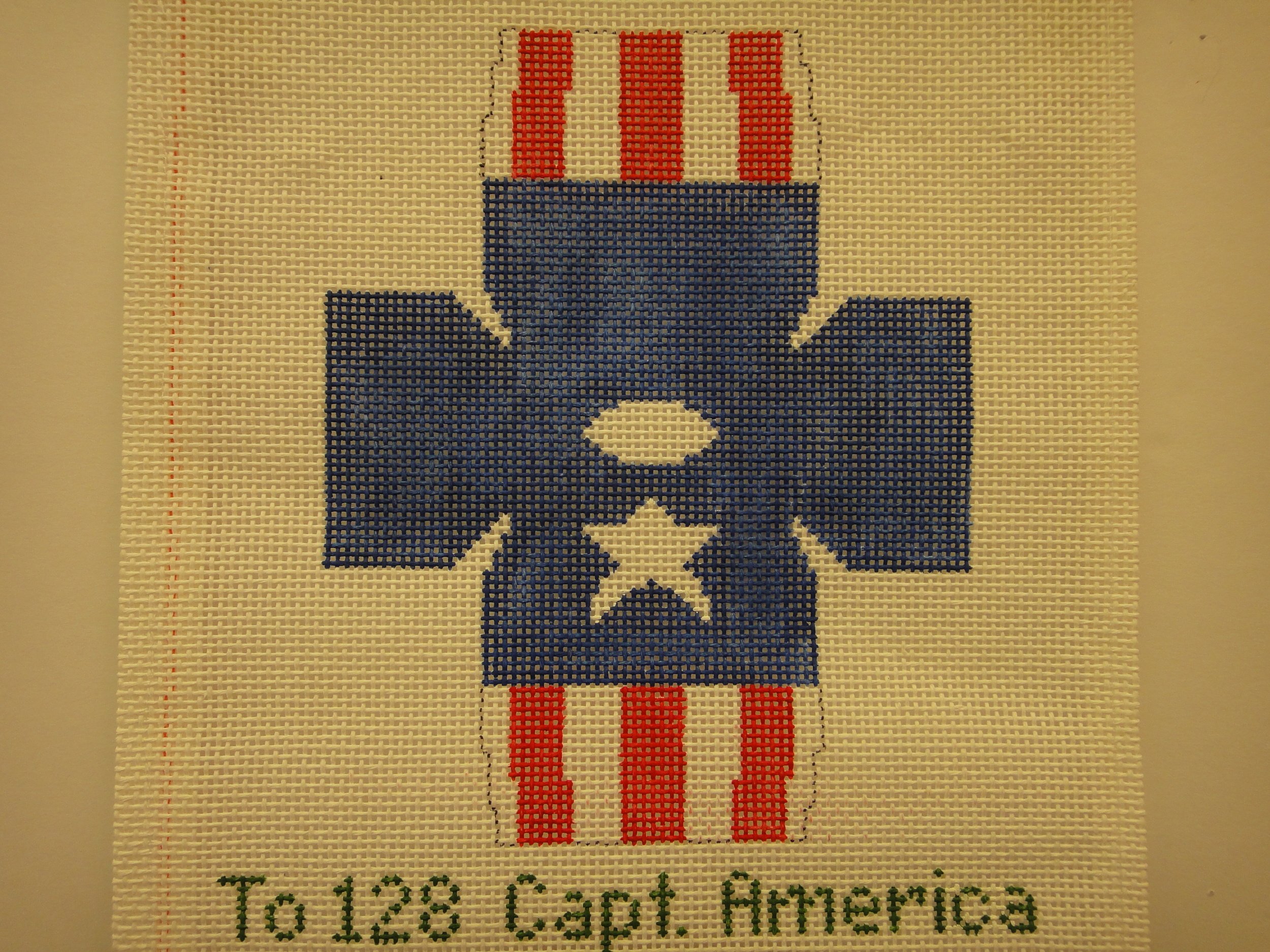 To128 Captain America