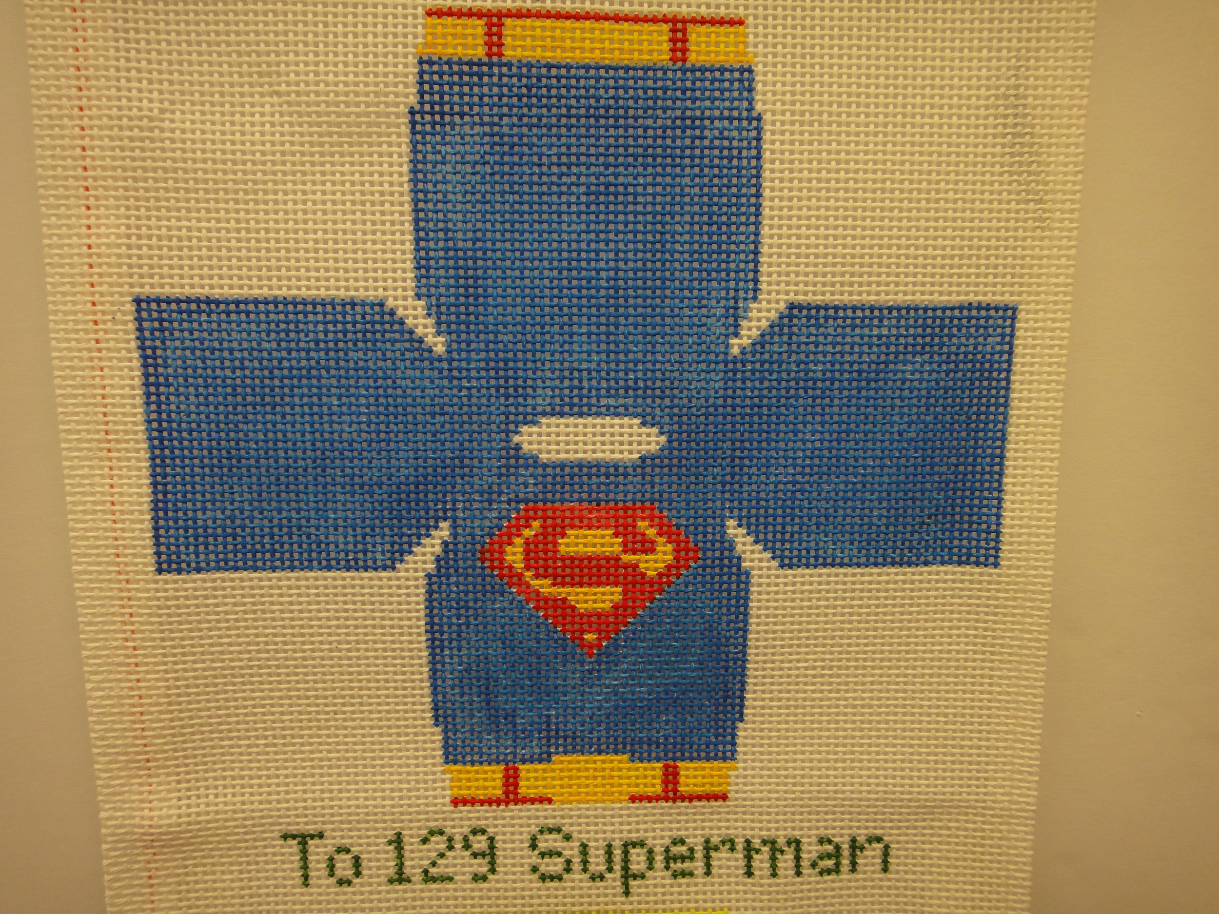 To129 Superman