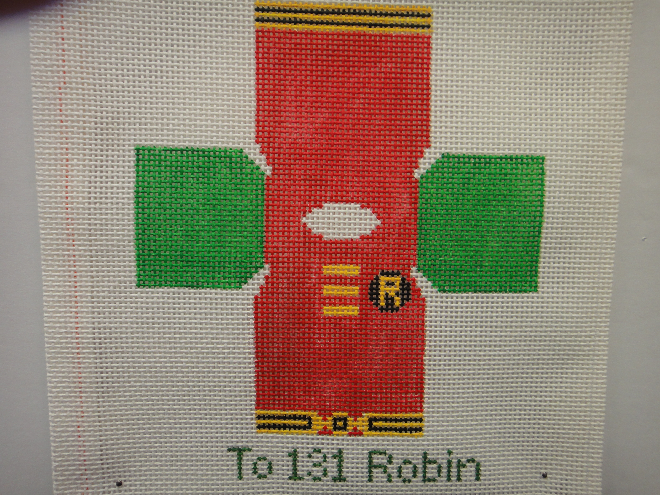 To131 Robin