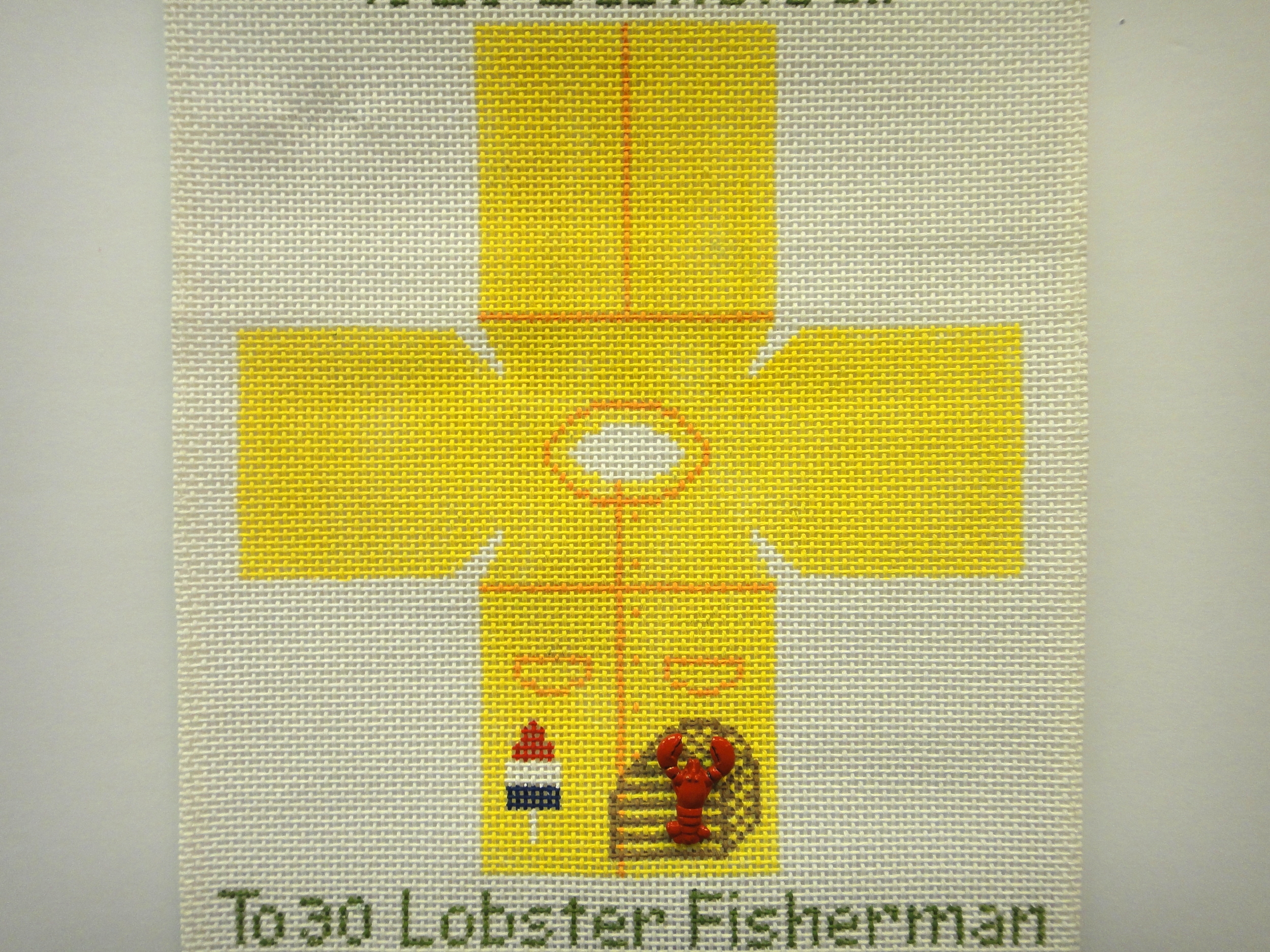 To30 Lobster Fisherman