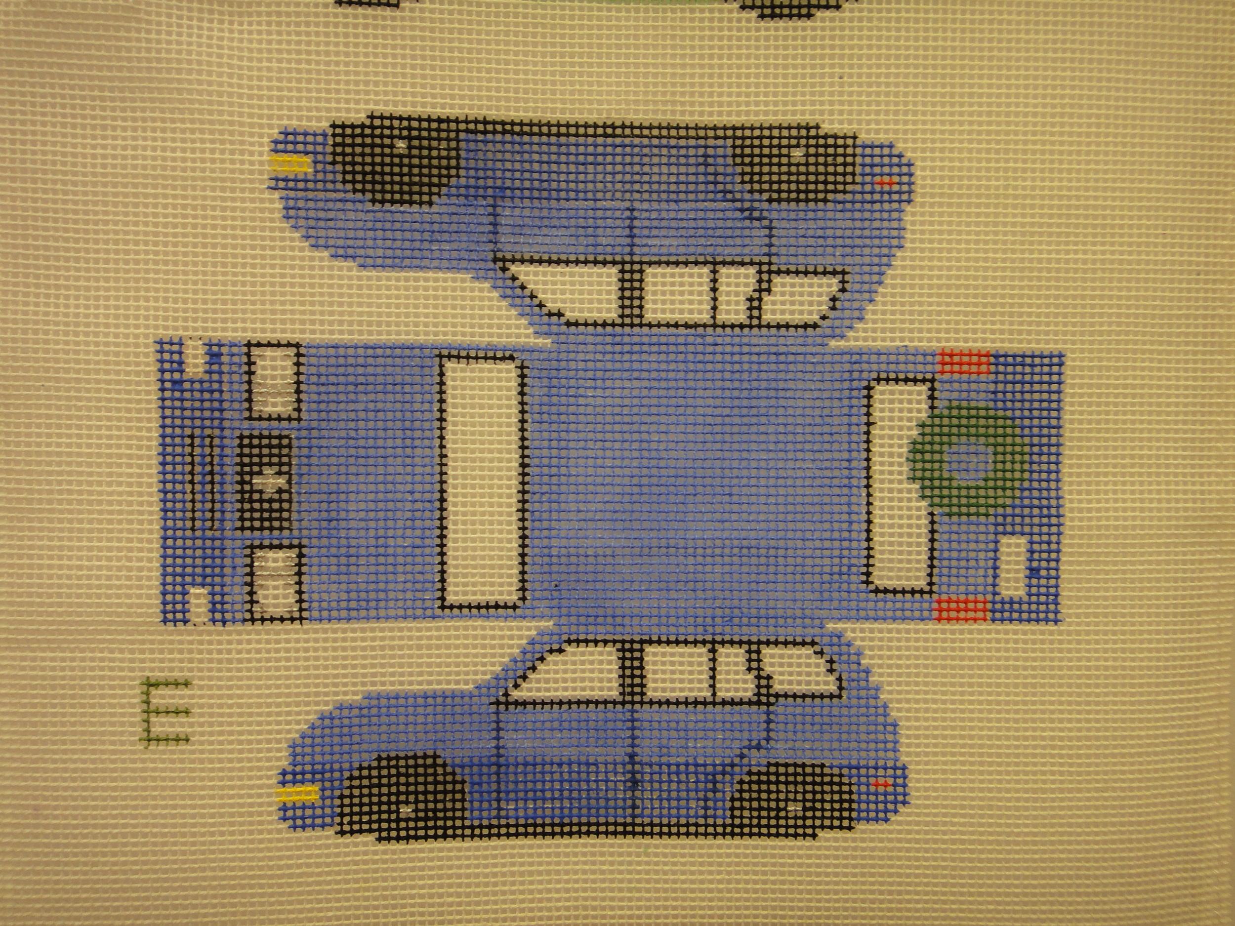 E2E SUV