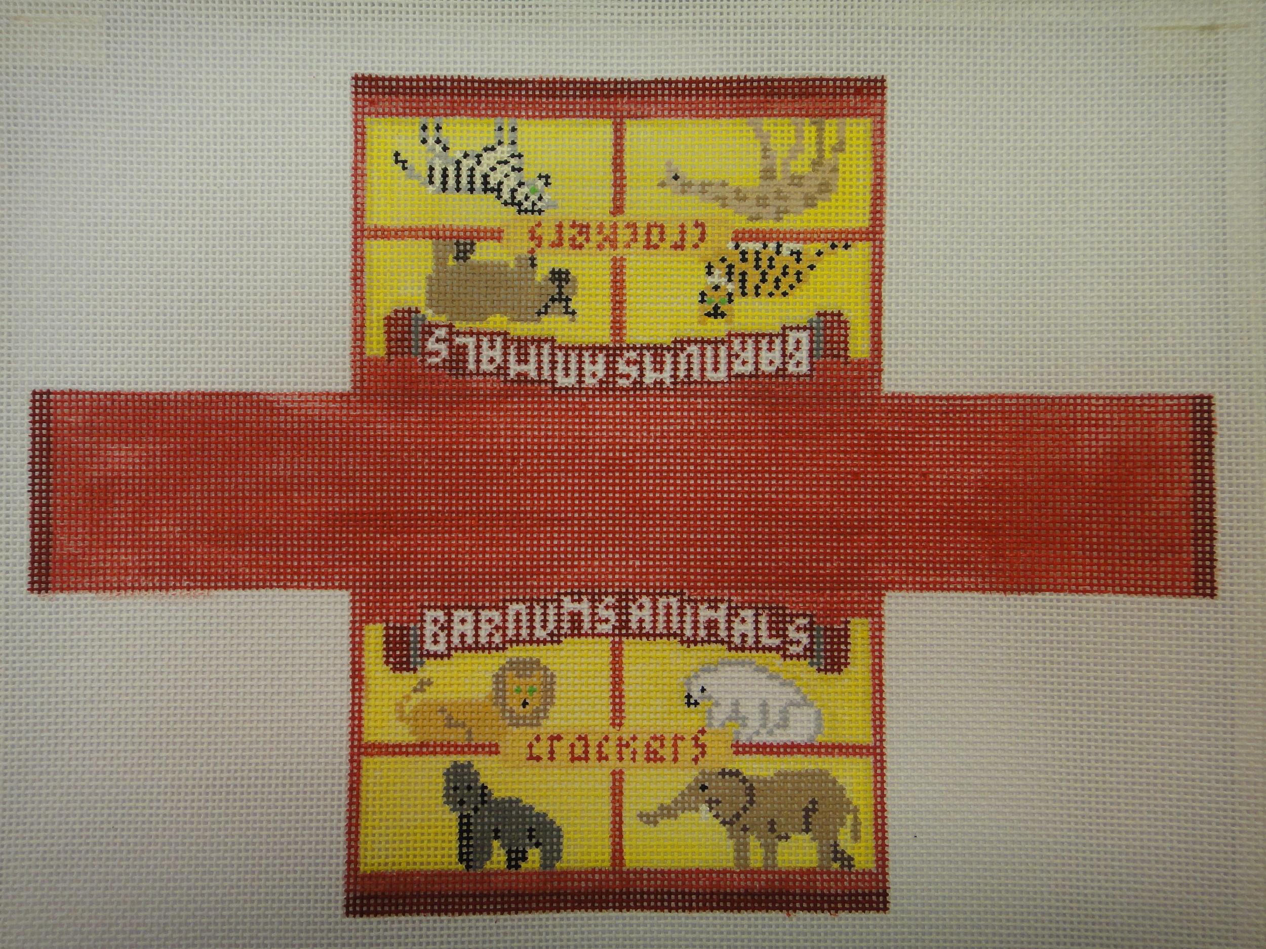 E2L Animal Crackers