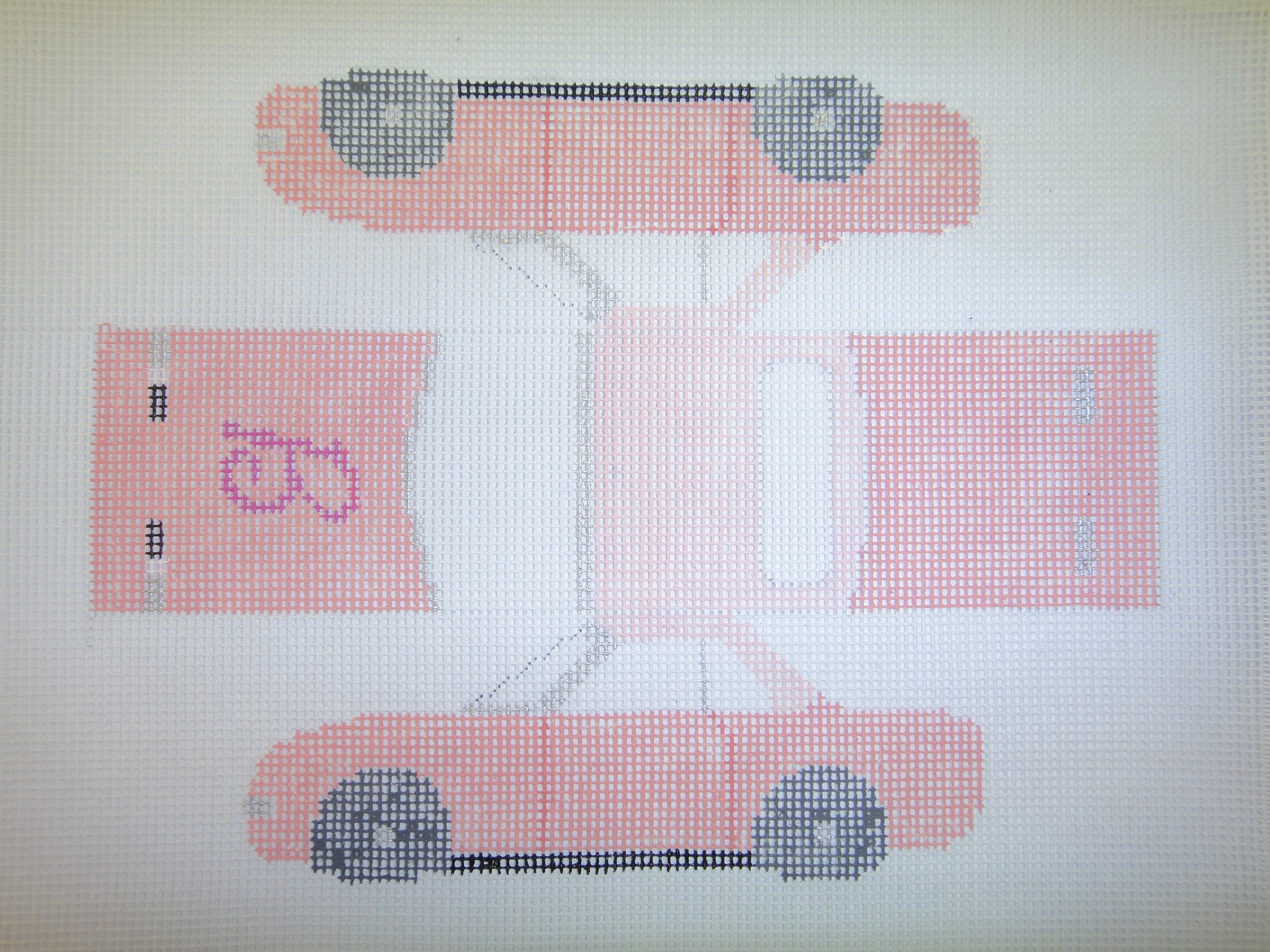 E2W Barbie Car