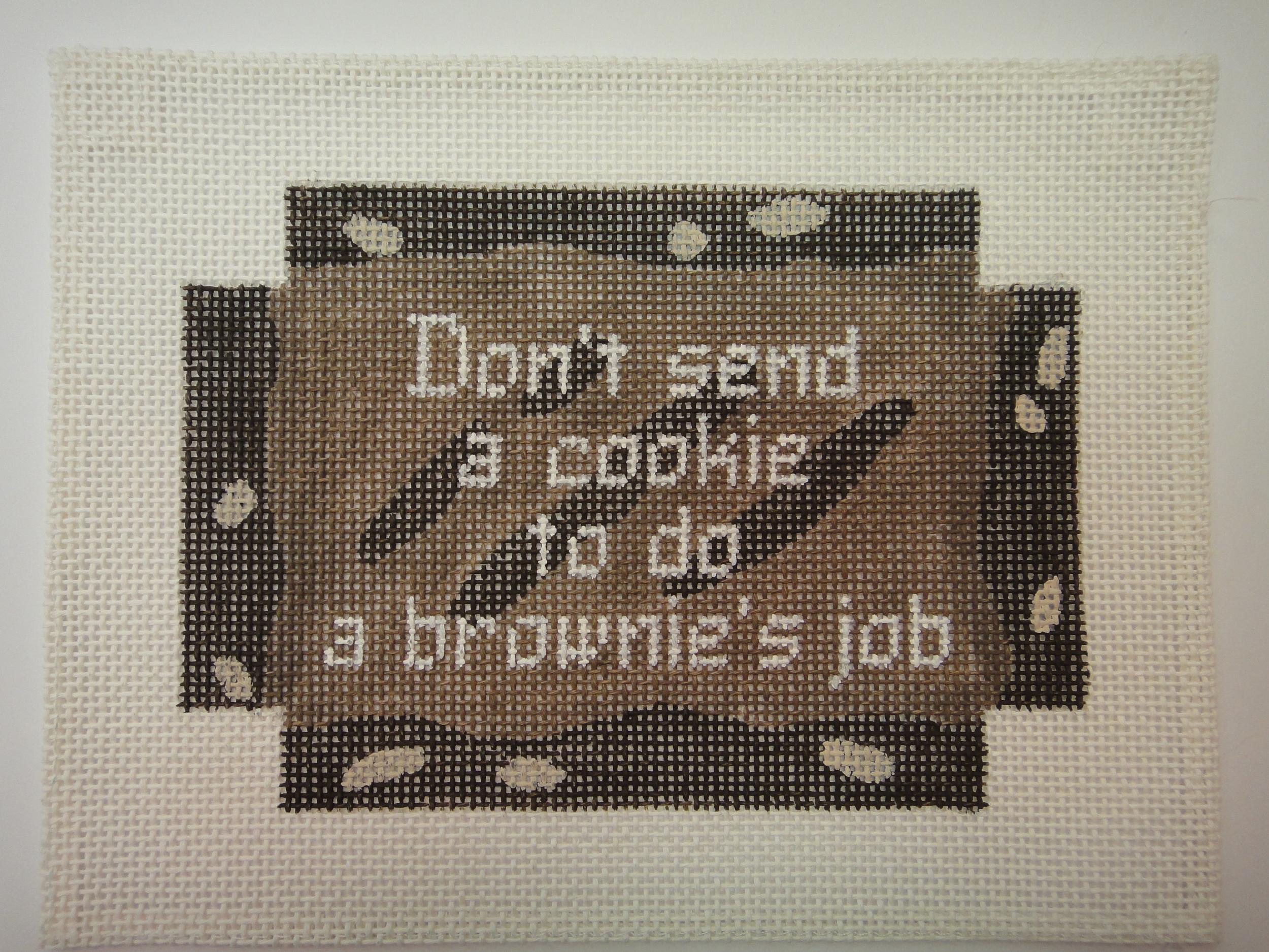 S36 Brownie (7x5)