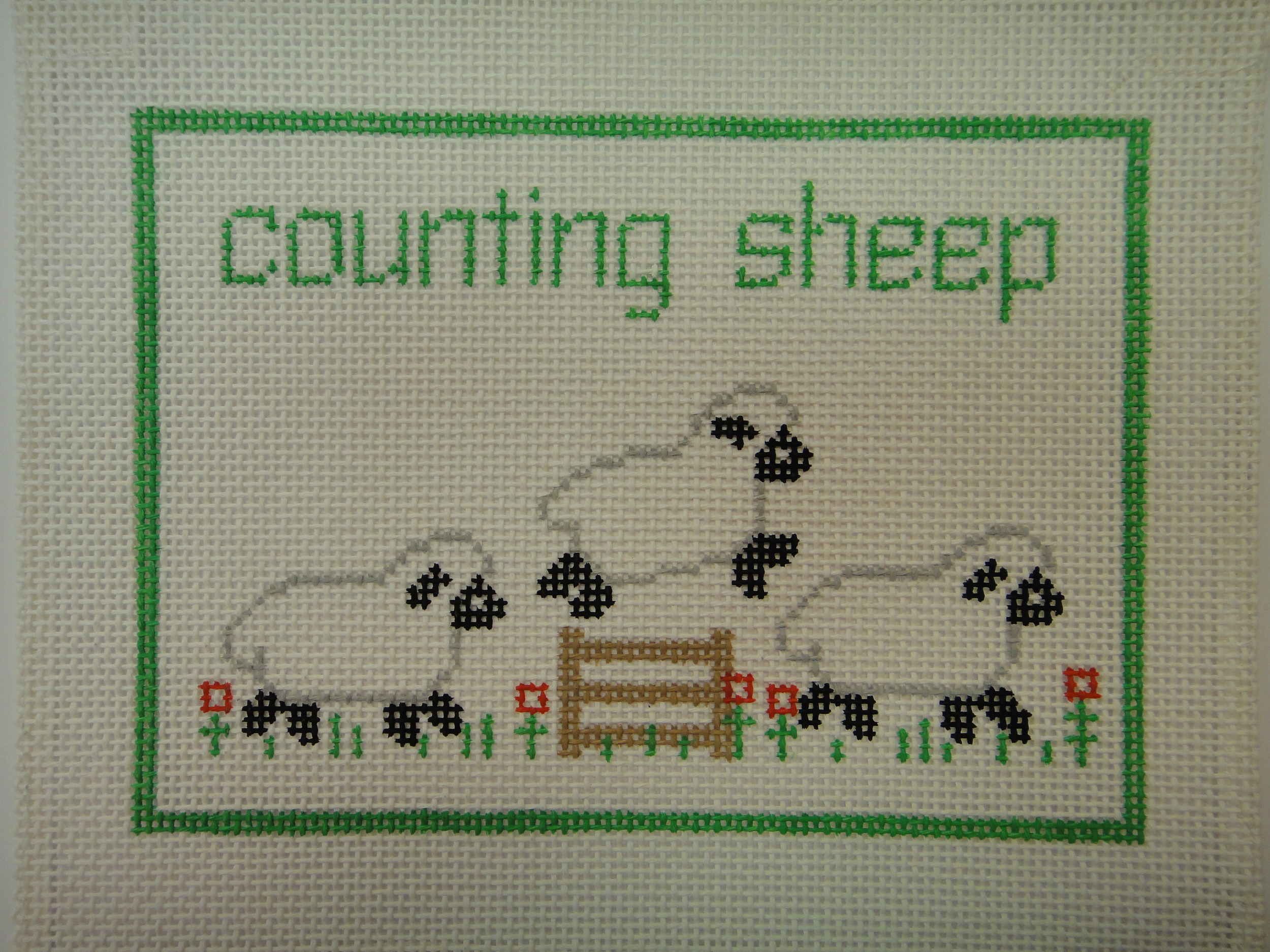 S37 Counting Sheep (7x5)